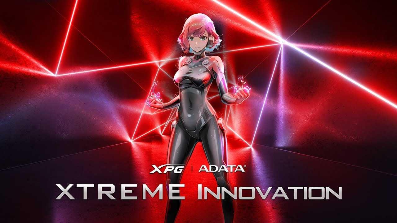 Adata XPG presenta i nuovi prodotti all'Xtreme Innovation