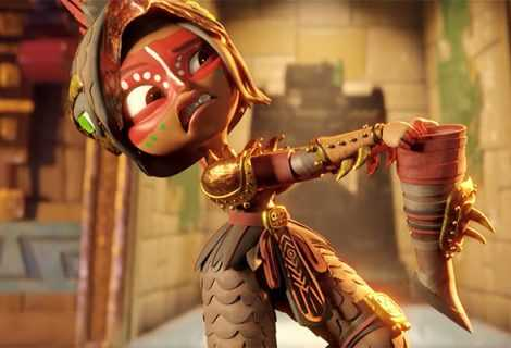 Maya and the Three: Netflix rivela il teaser ufficiale delle serie