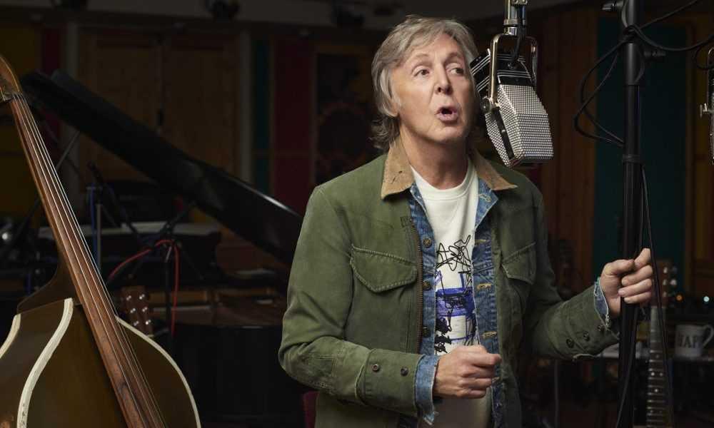 McCartney docuseries 3, 2, 1 on Disney + starting August 25