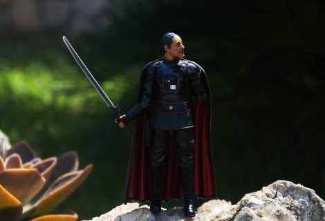 Recensione Star Wars The Black Series Moff Gideon (The Mandalorian)