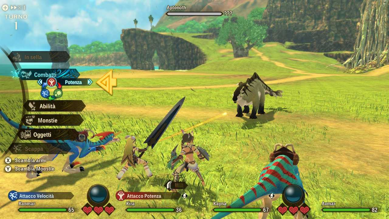 Recensione Monster Hunter Stories 2: Wings of Ruin