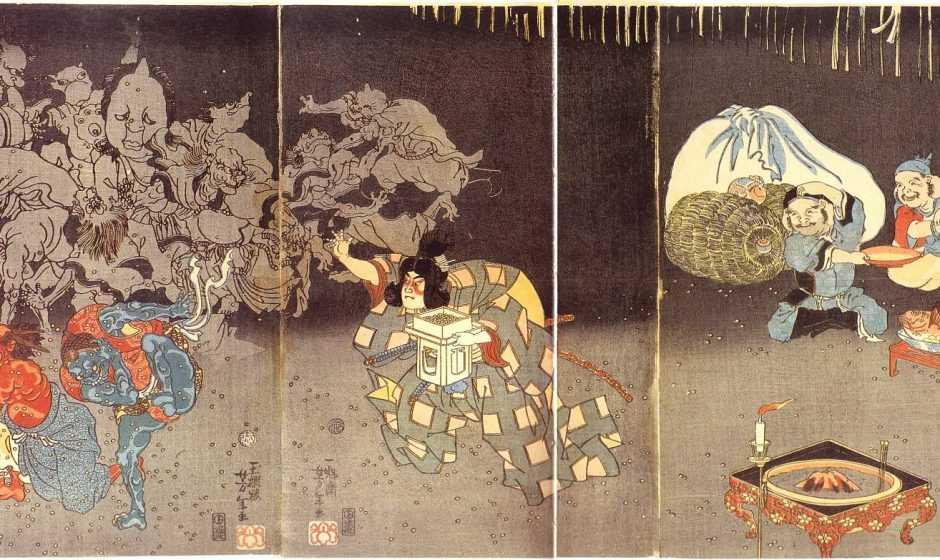 Racconti e fiabe giapponesi: 3 storie del folclore nipponico