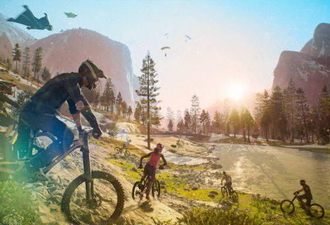 """Riders Republic: un trailer di lancio """"spericolato"""" per la nuova IP Ubisoft"""