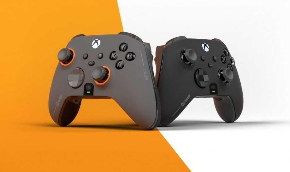 SCUF Gaming: ecco il primo controller ad alte prestazioni per Xbox Series X|S