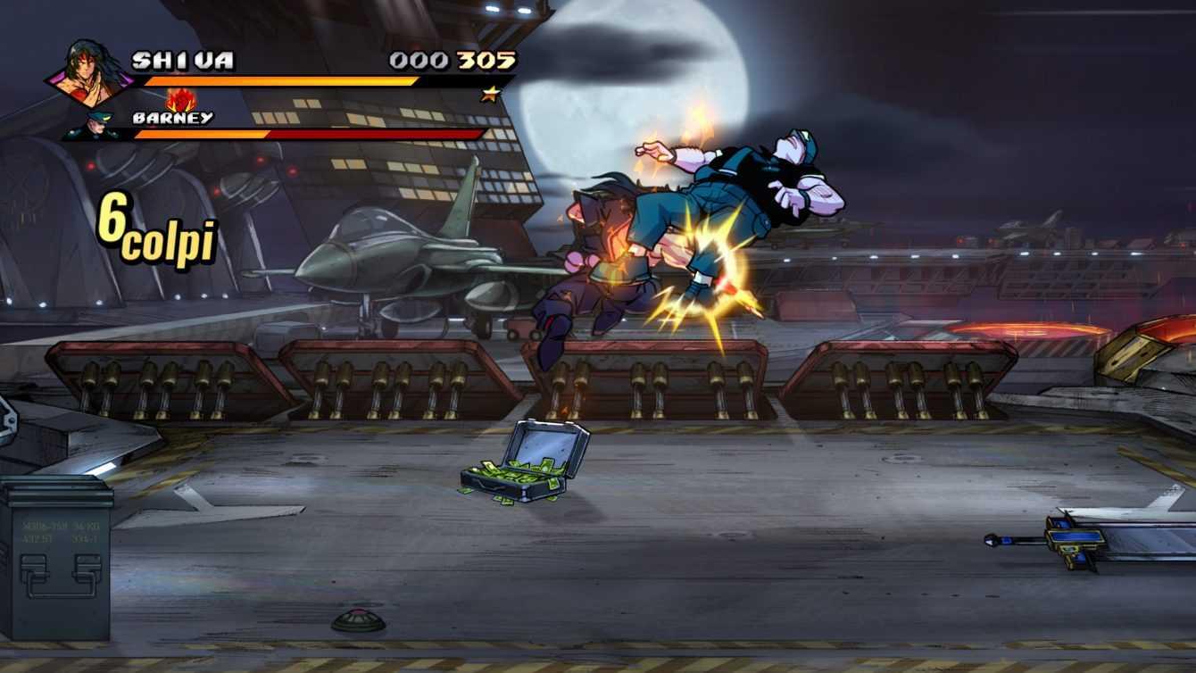 Streets of Rage 4: recensione di Mr. X Nightmare