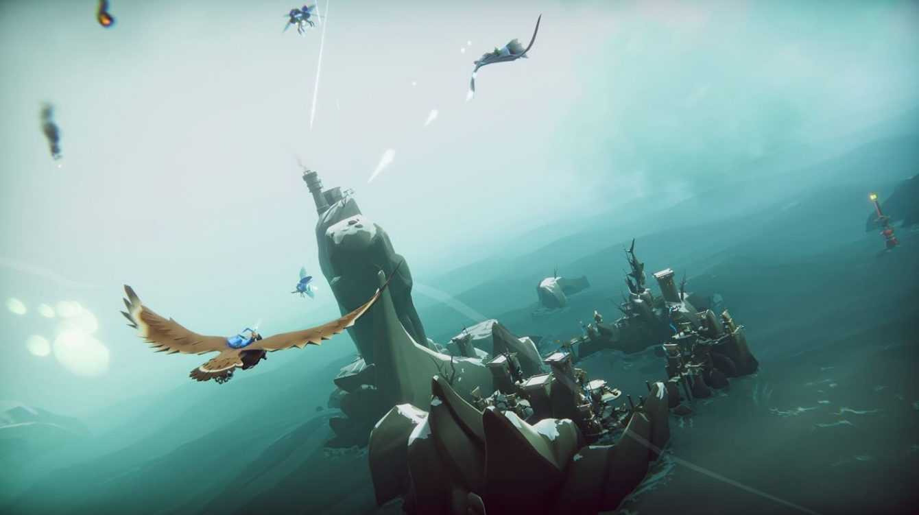 Recensione The Falconeer: Warrior Edition per PS5