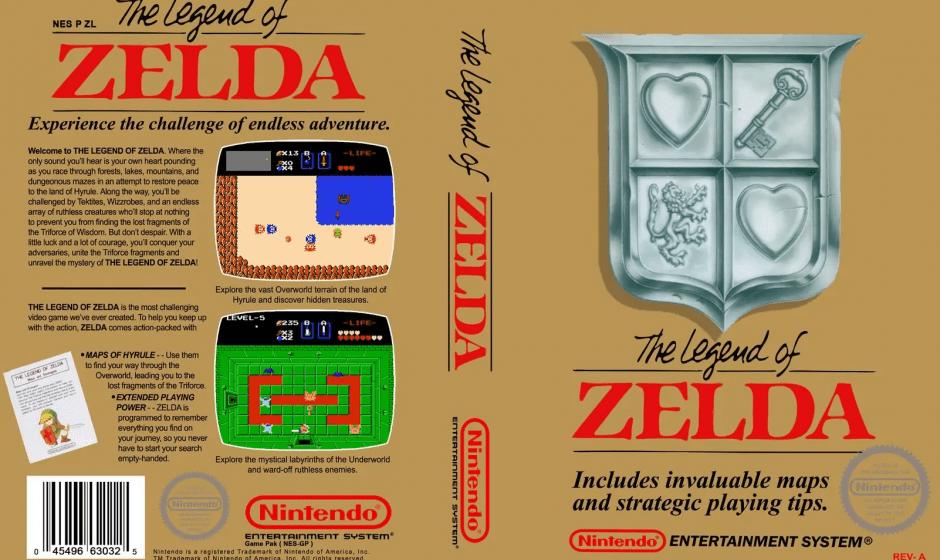 The Legend of Zelda: un'altra asta da record!