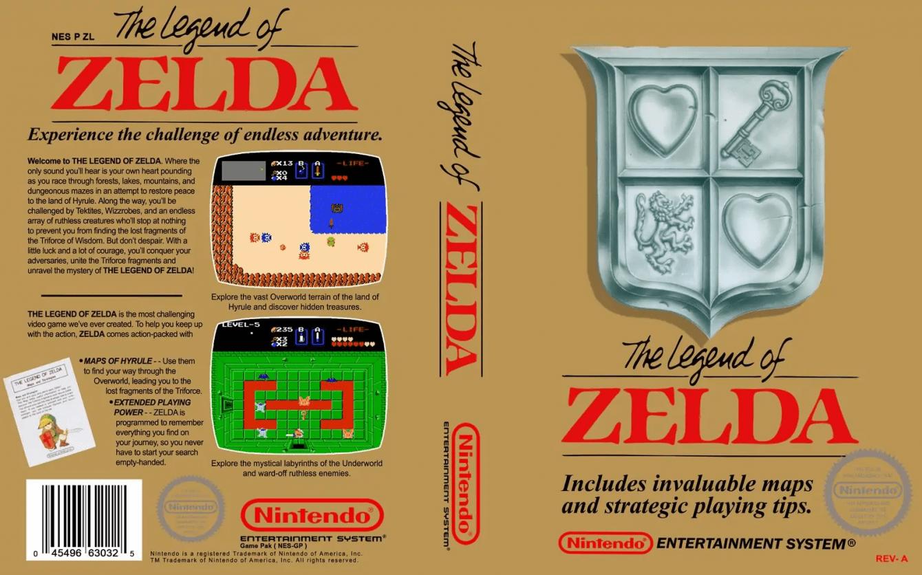 The Legend of Zelda: il ritorno al Game & Watch