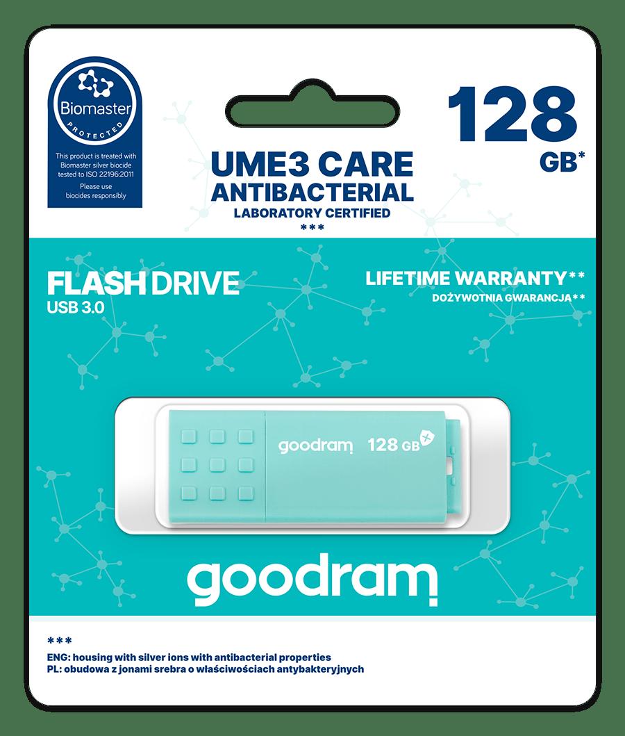 Goodram USB UME CARE: la pendrive con case antibatterico