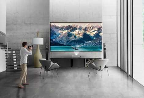 BenQ: lanciati i videoproiettori TV 4K V7000i e V7050i a ottica ultra-corta