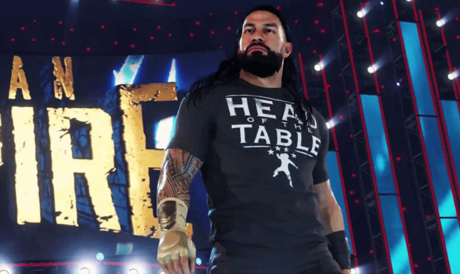 WWE 2K22: arrivato l'annuncio con trailer e finestra d'uscita
