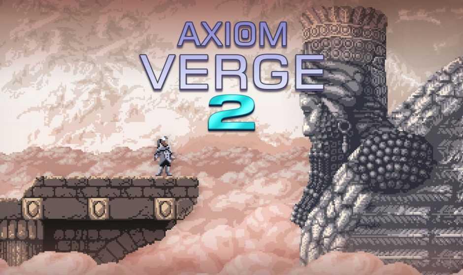 Axiom Verge 2: aggiornamento sospetto dei server di Nintendo Switch