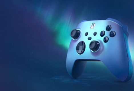Xbox: presentato il nuovo Controller Aqua Shift Special Edition