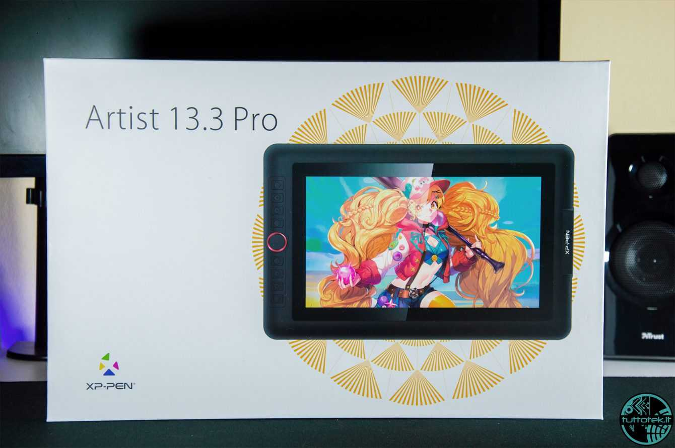 """XP Pen Artist 13.3 Pro review: the graphics tablet with """"cheap"""" display"""
