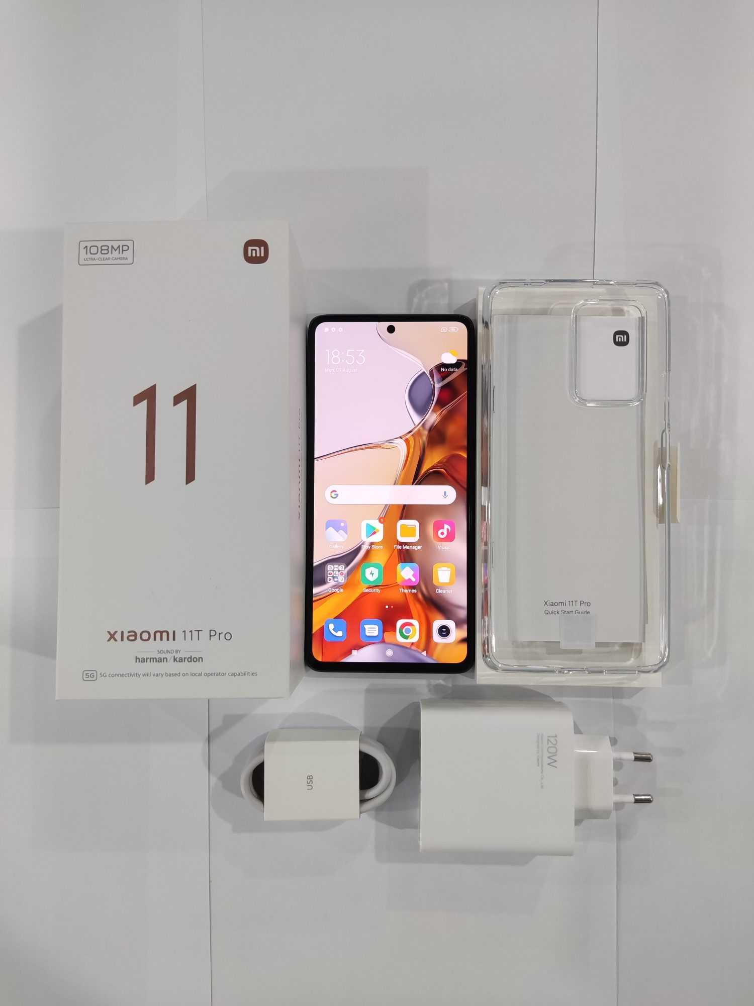 Xiaomi Mi 11T Pro: il top di gamma da 108 MP e 120 W