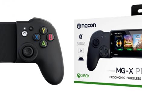 Nacon MG-X: il controller Xbox per il mobile gaming