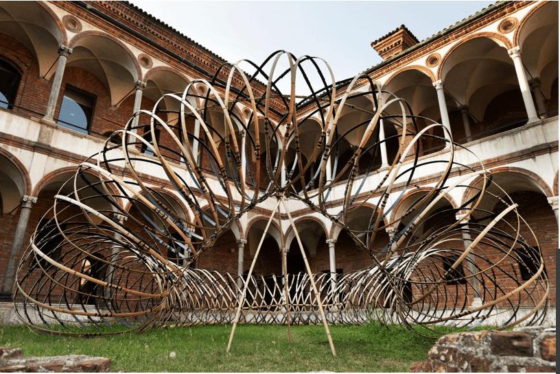 Oppo Kengo Kuma: technology as an art form
