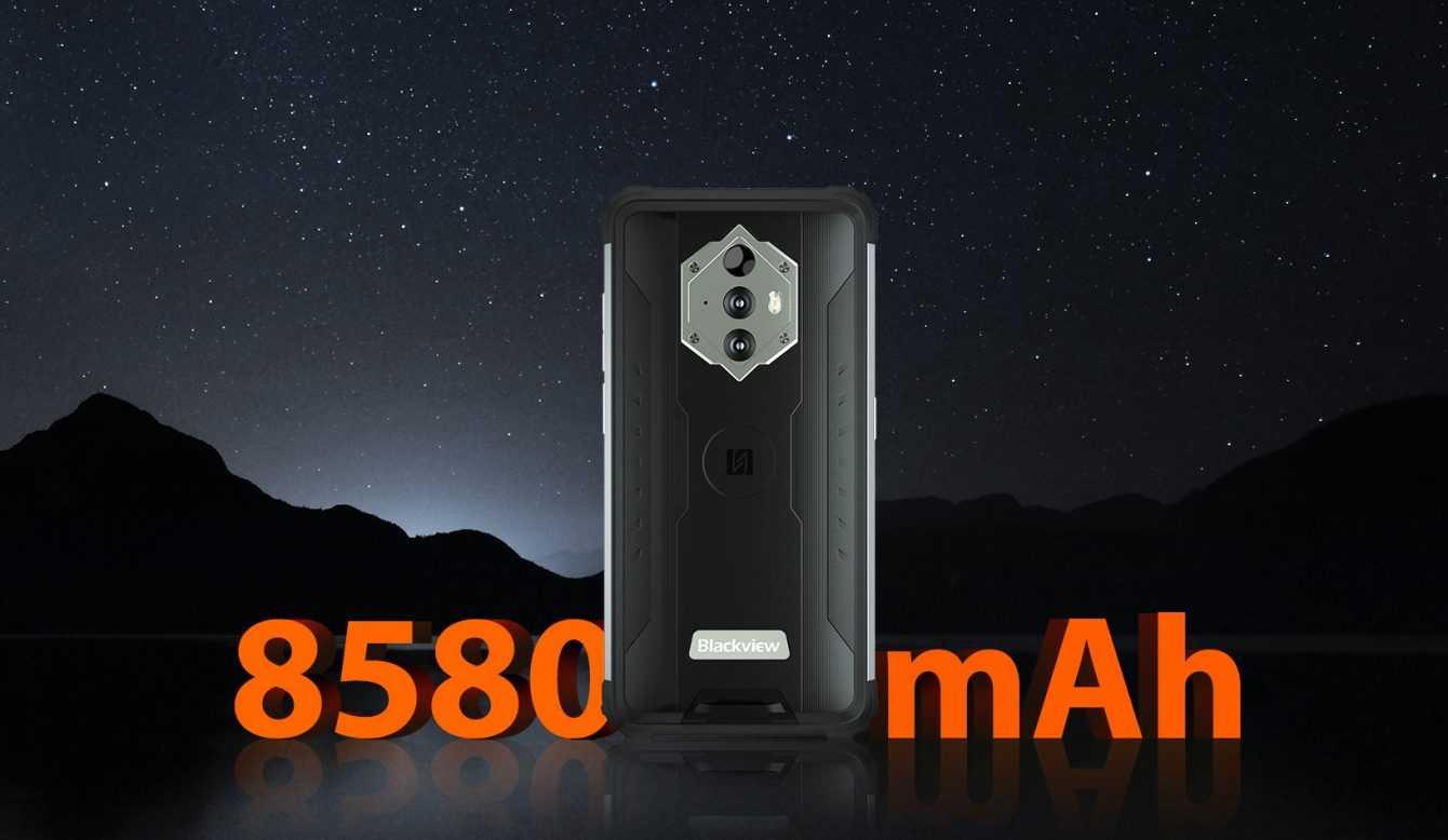 Blackview BV6600 Pro, il telefono rugged con fotocamera termica più conveniente al mondo