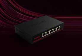 ASUSTOR Switch'nstor: uno switch 2.5 GbE a 5 porte davvero compatto