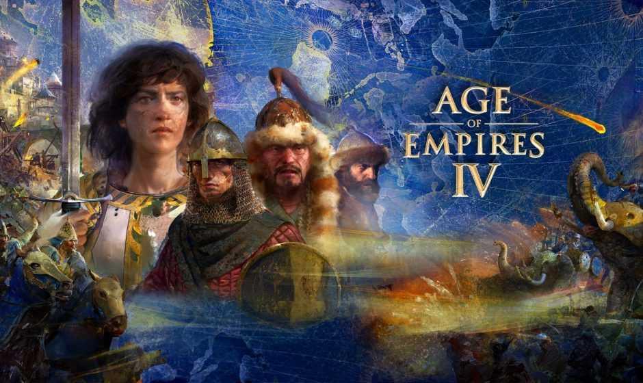 Age of Empires 4 entra finalmente in fase gold!
