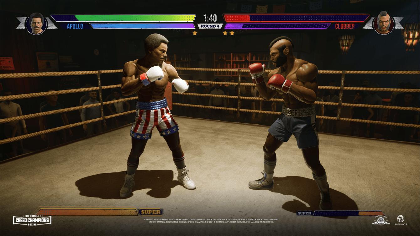 Recensione Big Roumble Boxing: Creed Champions, più picchiaduro arcade che simulatore di boxe
