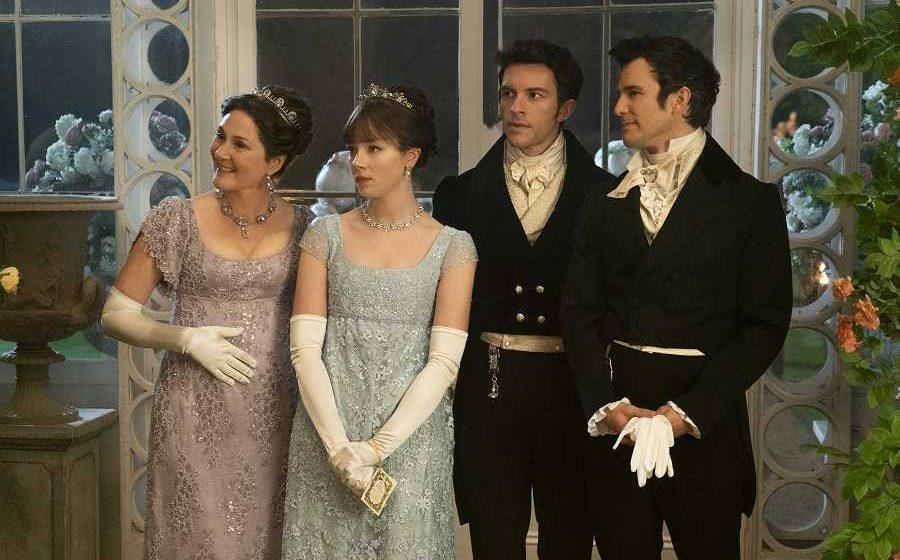La seconda stagione di Bridgerton in arrivo su Netflix nel 2022