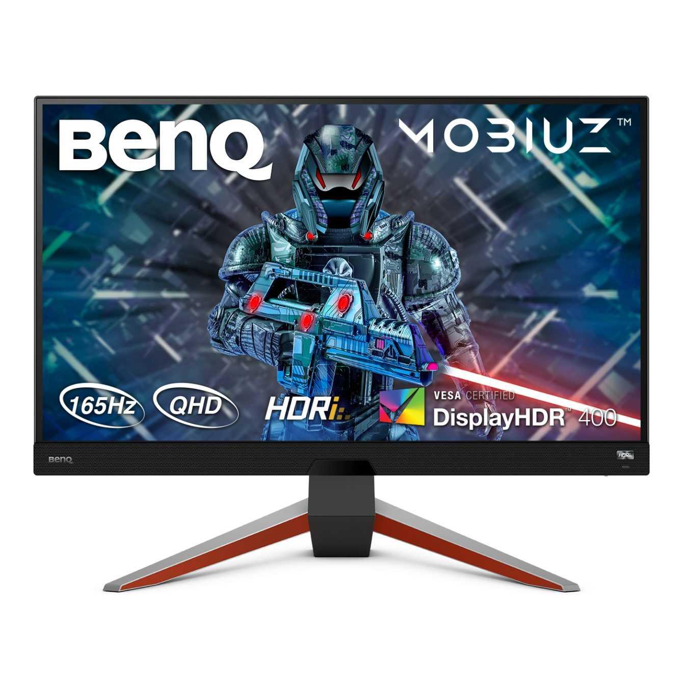 BenQ MOBIUZ EX2710Q: reattività e qualità d'immagine