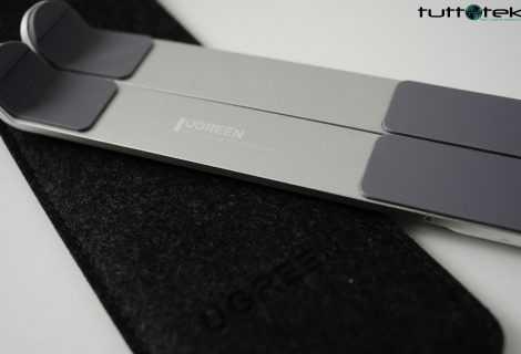 Recensione UGREEN Supporto Laptop: semplice ed efficacie