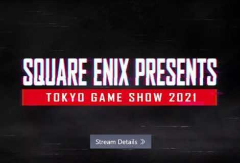 Tokyo Game Show 2021: ecco la line-up di Square-Enix
