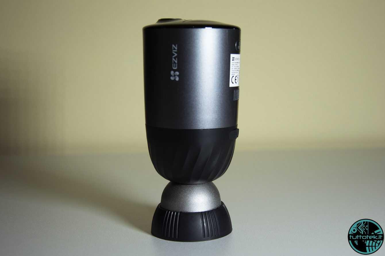 """Recensione EZVIZ BC1C: la videocamera """"tutto in uno"""""""