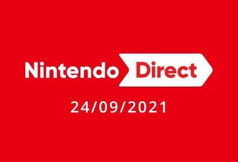 Nintendo Direct settembre 2021: tutti i giochi annunciati