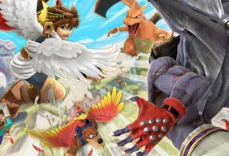 "Super Smash Bros. Ultimate: torneo online ""Ali su ali"""
