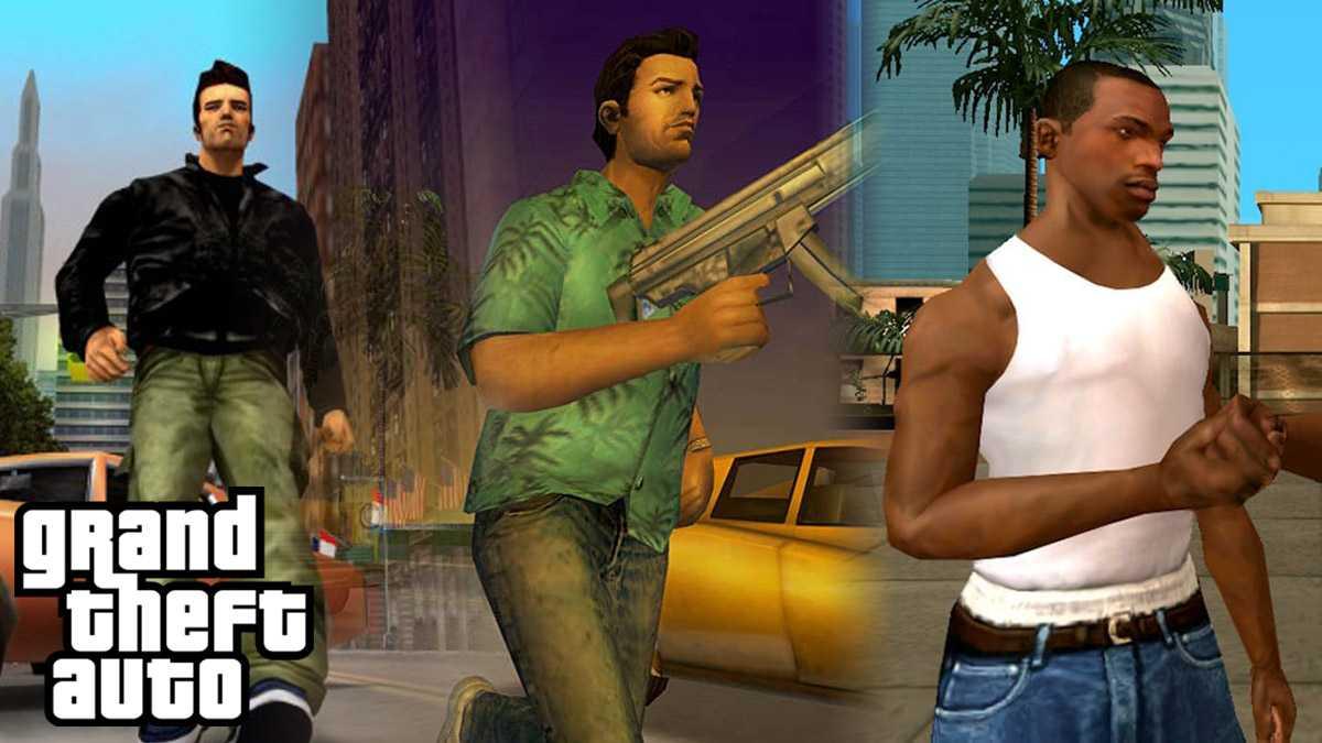 Grand Theft Auto: The Trilogy – Definitive Edition: rivelata la data di uscita dell'edizione fisica