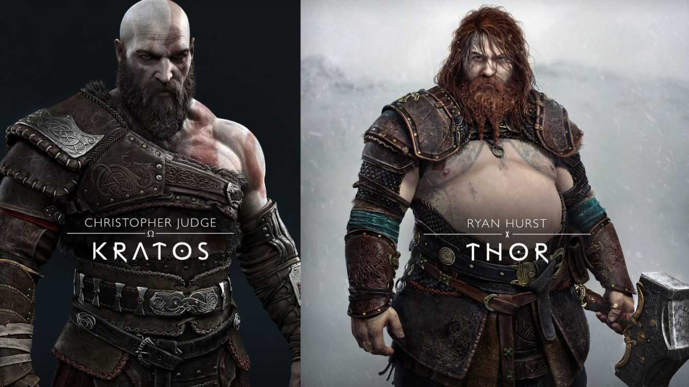 God of War Ragnarok: here's what Thor will be like!