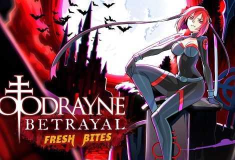 Recensione BloodRayne Betrayal Fresh Bites: morsi freschi, sangue vecchio
