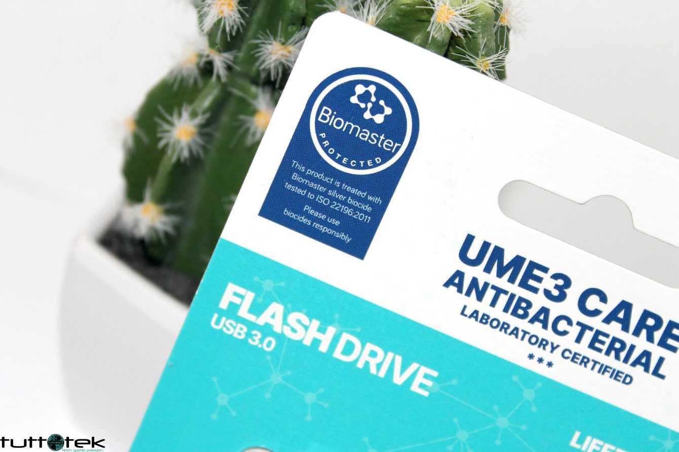 Goodram USB 3.0 UME3 review: bacteria-proof pendrive