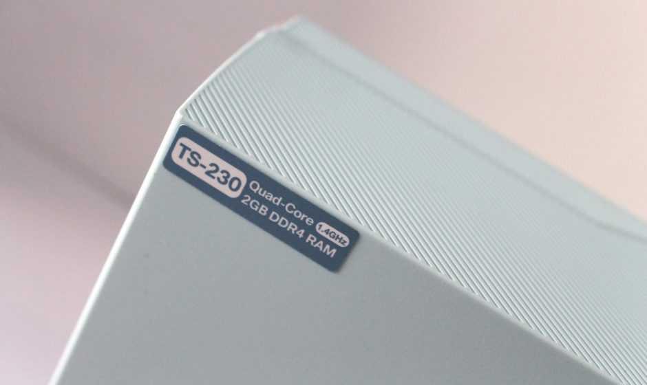 Recensione QNAP TS-230: un tocco di freschezza