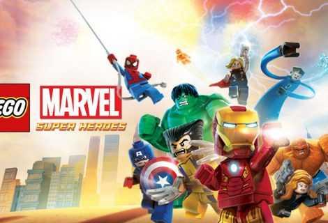 Recensione Lego Marvel Super Heroes: i super-mattoncini su Nintendo Switch!