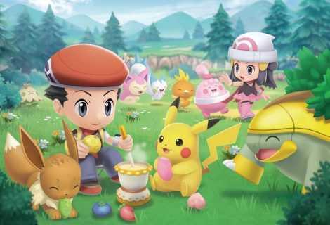 Pokémon Diamante Lucente e Perla Splendente: nuovo video di gameplay
