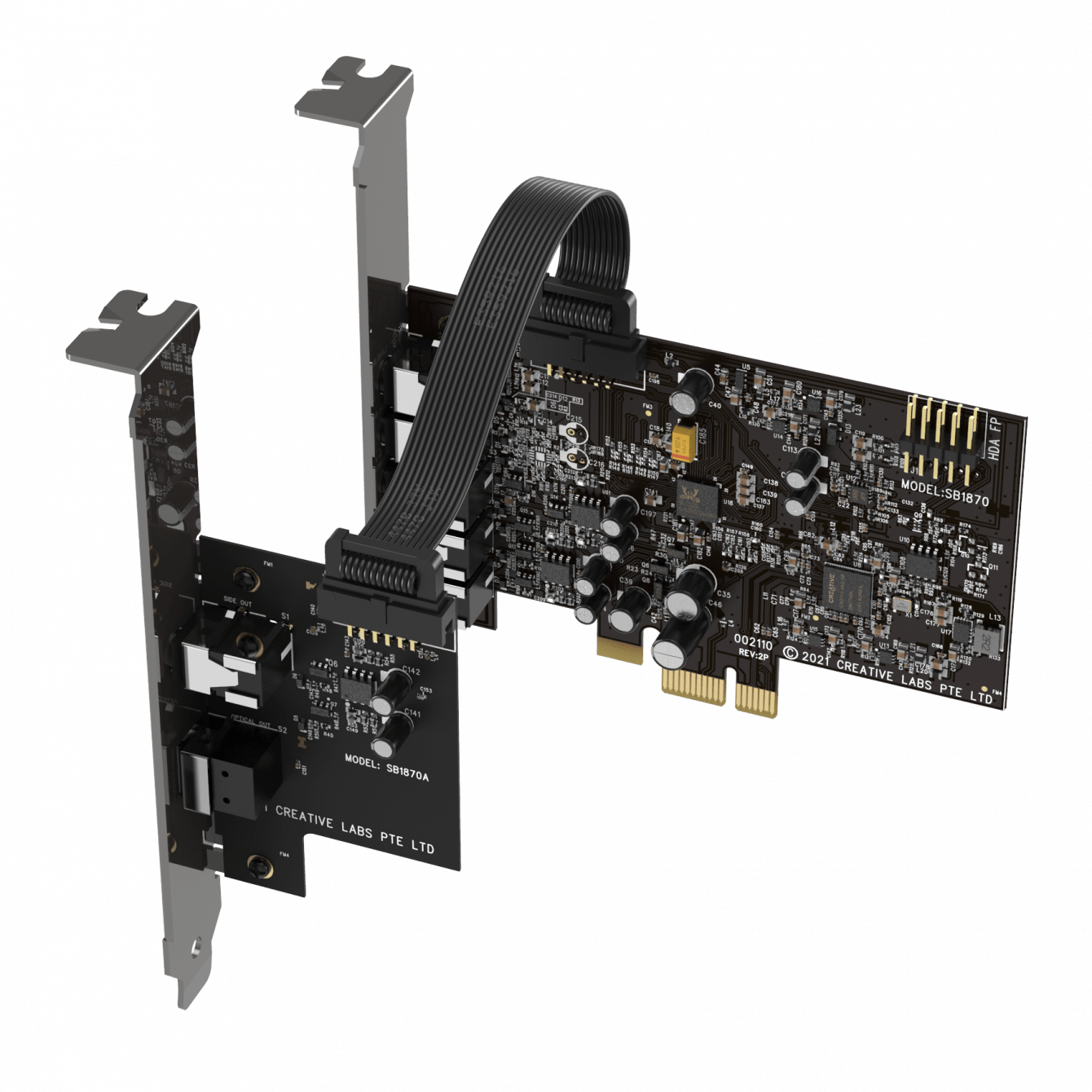Sound Blaster Audigy Fx V2: the new model of the renowned sound card