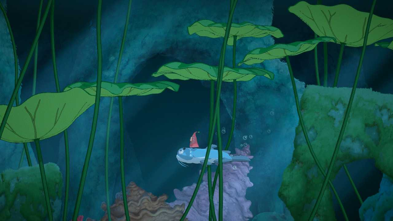 Hoa review: when the Studio Ghibli becomes a video game