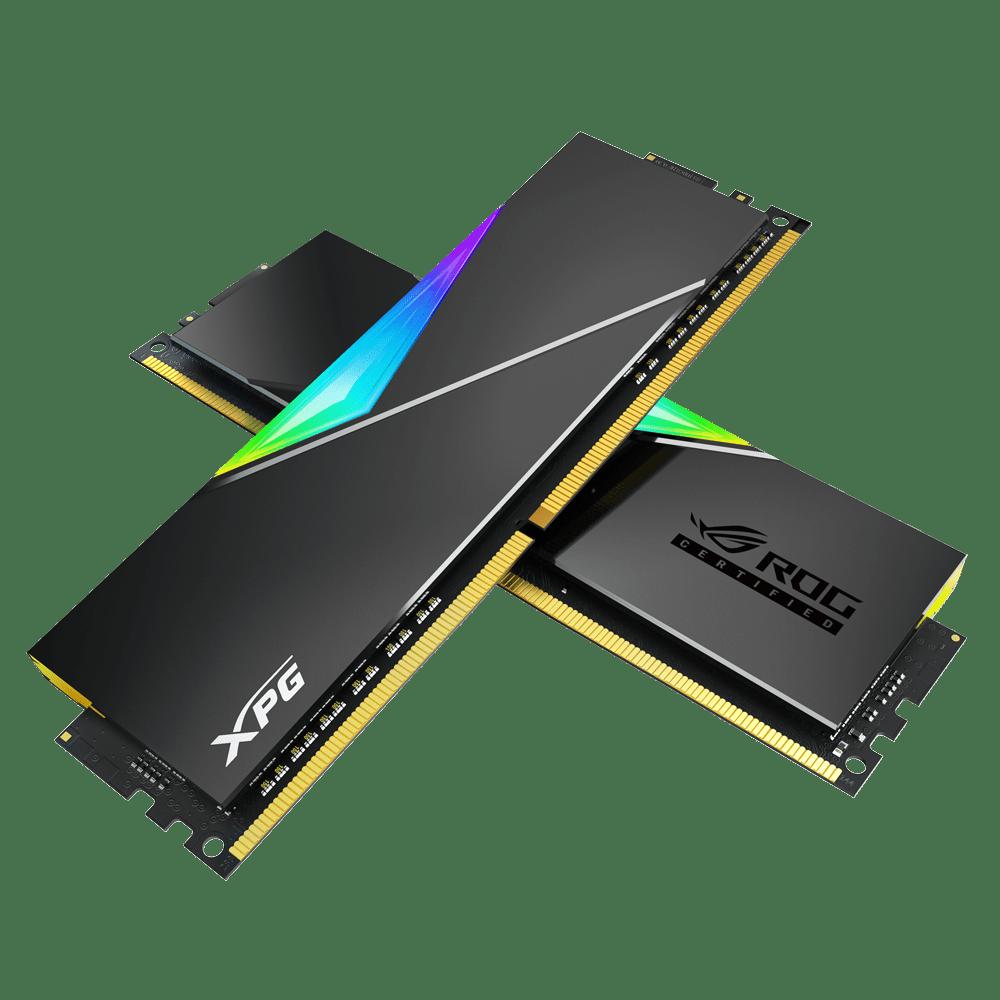 XPG SPECTRIX D50 DDR4: le RAM perfette per la serie ROG