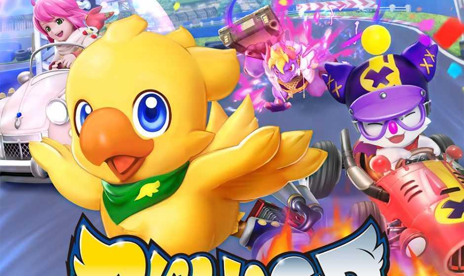 Nintendo Direct settembre 2021: annunciato Chocobo GP in esclusiva