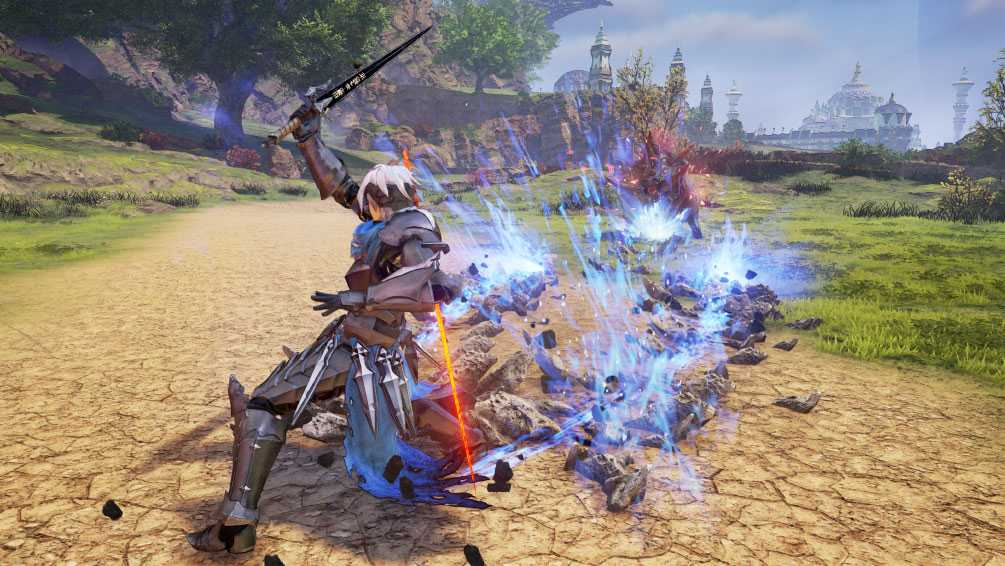 Tales of Arise: guide on how to use Alphen