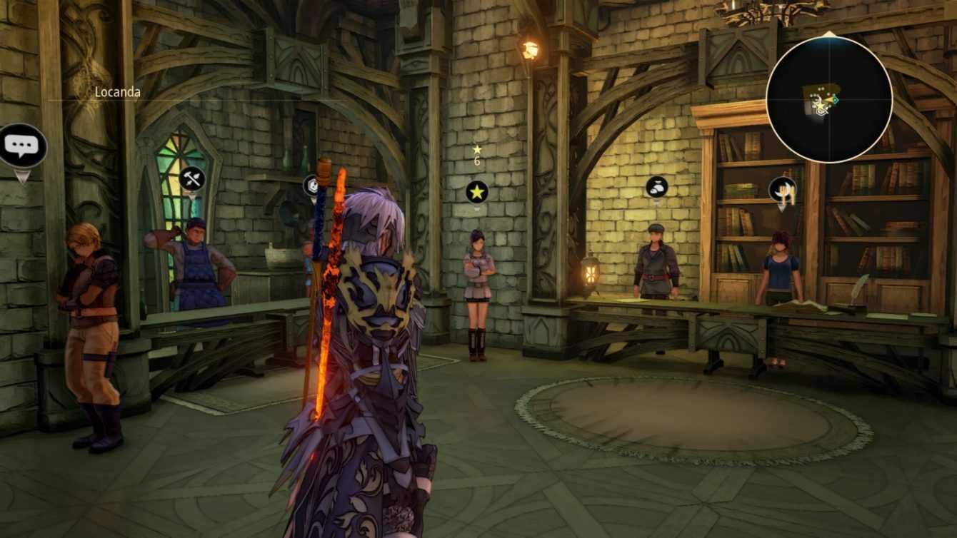 Tales of Arise: come curare i nostri personaggi nel nuovo RPG