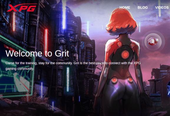 XPG GRIT: un nuovo software per le prestazioni da gamer