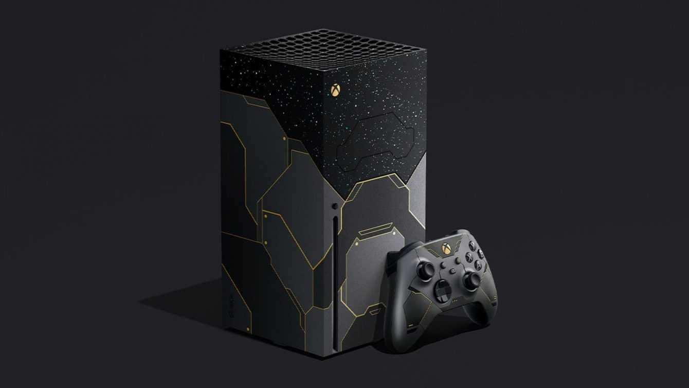 Halo Infinite: ecco quando tornerà disponibile l'edizione limitata di Xbox Series X dedicata al gioco