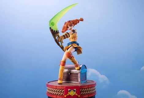 First 4 Figures annuncia la Aika Statue di Skies of Arcadia