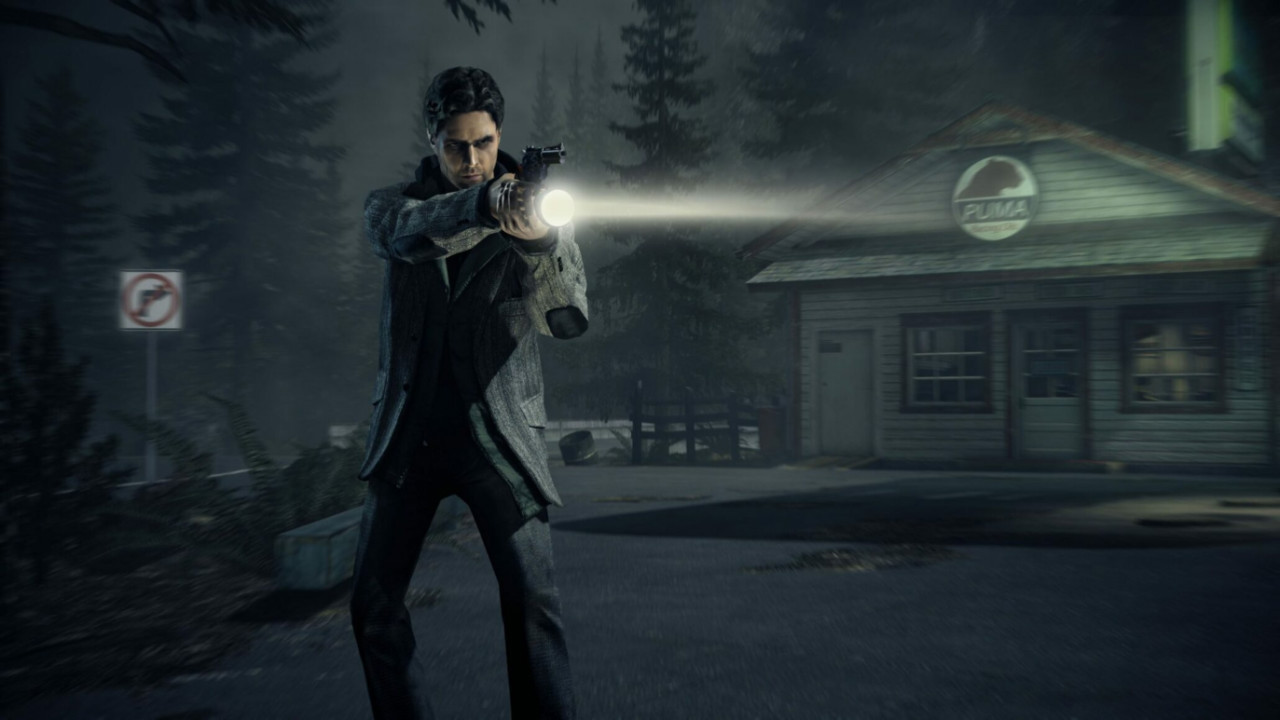 Alan Wake Remastered: classified the title for Nintendo Switch