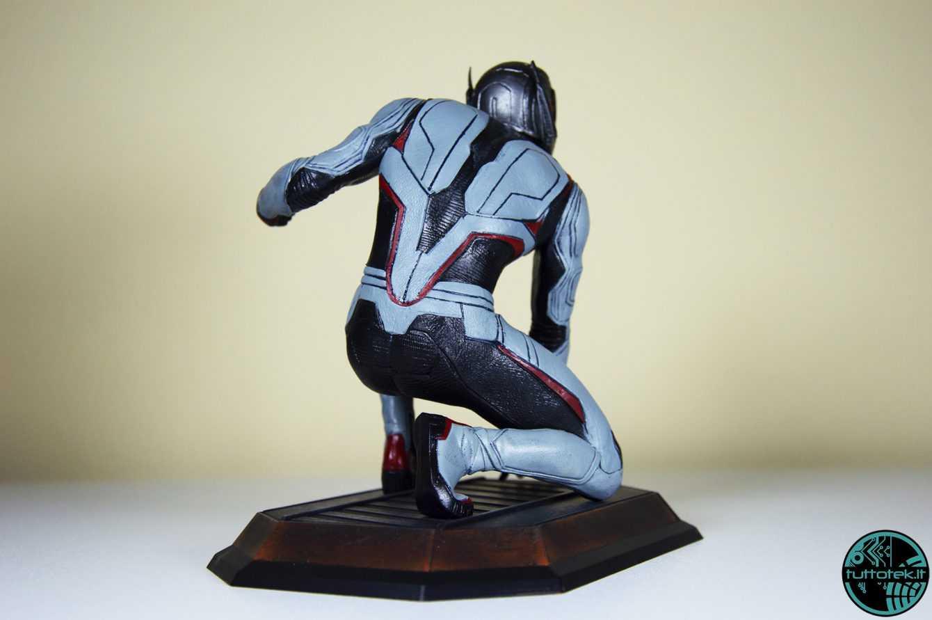 Recensione Avengers: Endgame Ant-Man Gallery Diorama